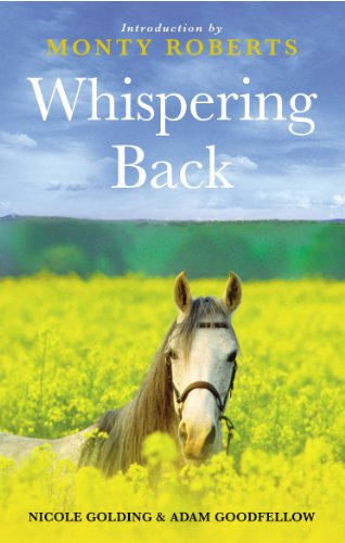 9780091895440: Whispering Back: Tales From A Stable in the English Countryside