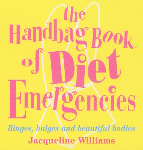 9780091895976: The Handbag Book Of Diet Emergencies
