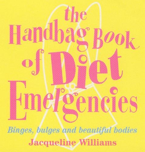 9780091895976: The Handbag Book Of Diet Emergencies