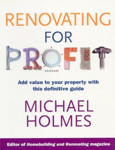 9780091896003: Renovating For Profit