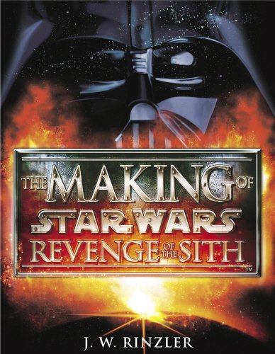 9780091897376: The Making of Star Wars: Revenge of the Sith