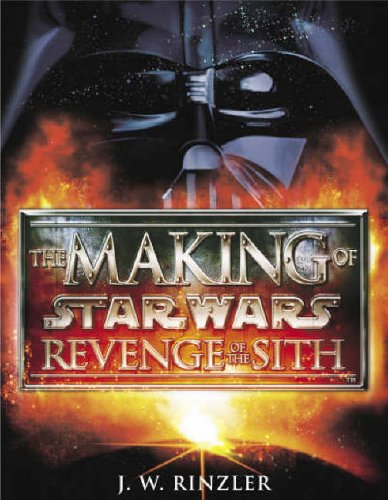 9780091897376: The Making of Star Wars : Revenge of the Sith