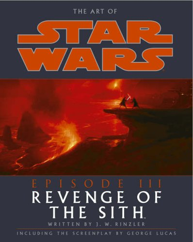 9780091897390: The Art of Star Wars Episode III: Revenge of the Sith
