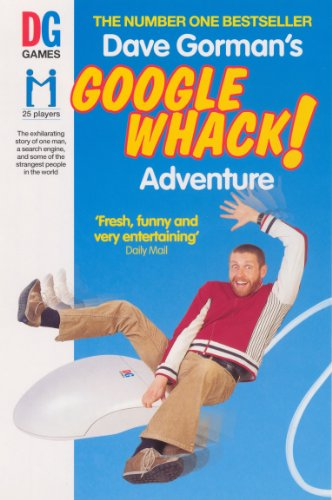 9780091897420: Dave Gorman's Googlewhack! Adventure