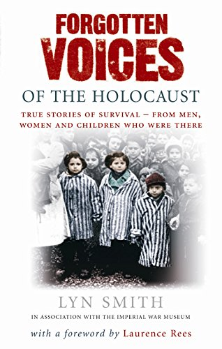 9780091898267: Forgotten Voices of the Holocaust