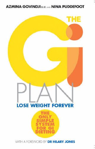 9780091900090: The GI Point Diet: Lose Weight Forever with the Revolutionary Point-Counting System. Azmina Govindji and Nina Puddefoot