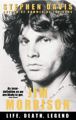 9780091900427: Jim Morrison: Life, Death, Legend