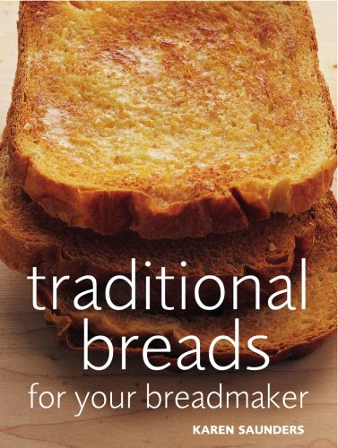 9780091900434: Traditional Breads For Your Breadmaker