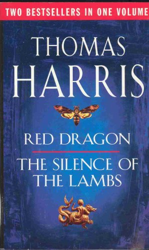 9780091901349: Red Dragon And Silence Of The Lambs