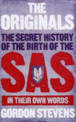 The Originals - The Secret History Of: Gordon Stevens