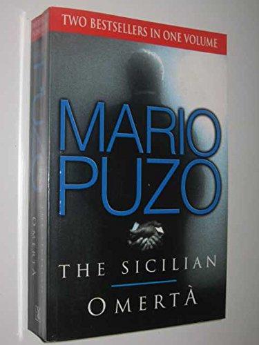 9780091904098: Omnibus containing Omerta and The Sicilian (The Sicilian Mafia)