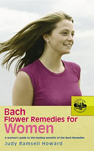 9780091906542: Bach Flower Remedies For Women