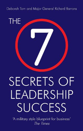 9780091906931: The 7 Secrets of Leadership Success