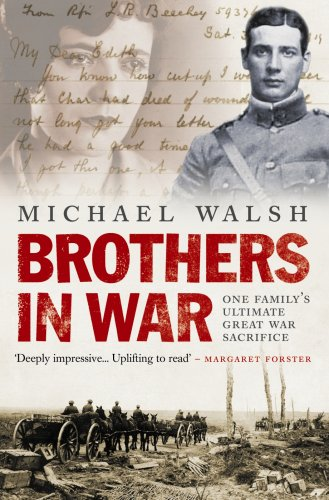 9780091908836: Brothers In War