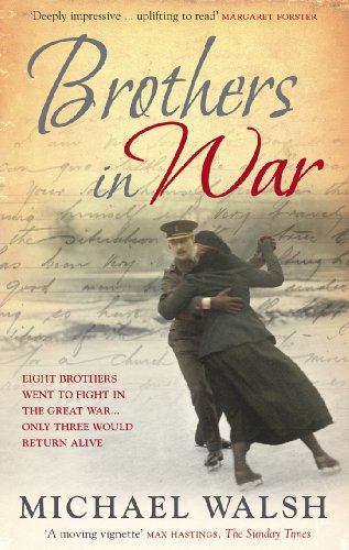 9780091908843: Brothers in War
