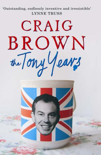 9780091909697: The Tony Years