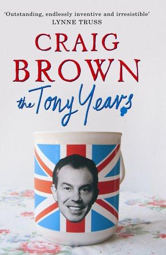 9780091909697: The Tony Years