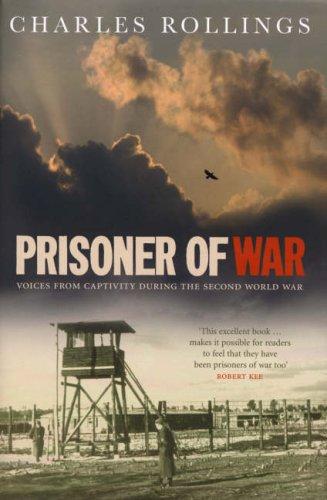 9780091910075: Prisoner of War