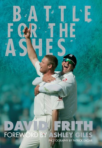 9780091910846: 'BATTLE FOR ''THE ASHES'''