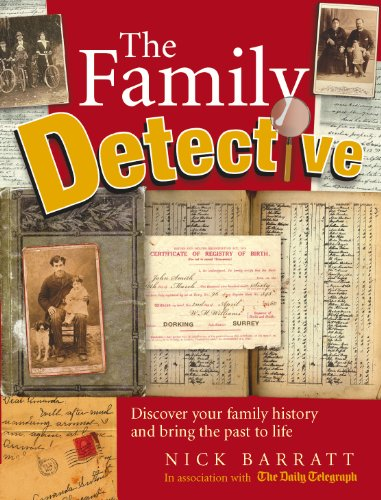 9780091912208: The Family Detective