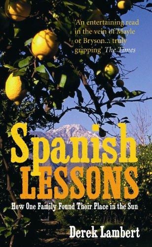 9780091912505: Spanish Lessons
