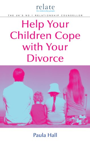 9780091912833: Help Your Children Cope With Your Divorce: A Relate Guide