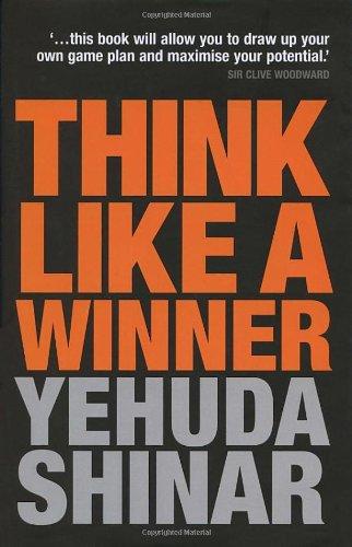Think Like a Winner: Shinar, Yehuda