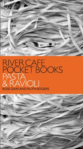 9780091914370: River Cafe Pocket Books: Pasta and Ravioli