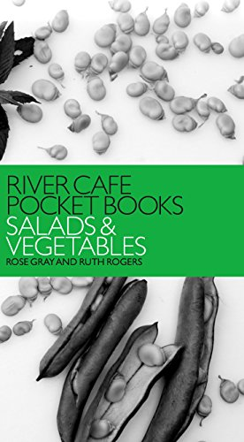 9780091914387: River Cafe Pocket Books: Salads and Vegetables