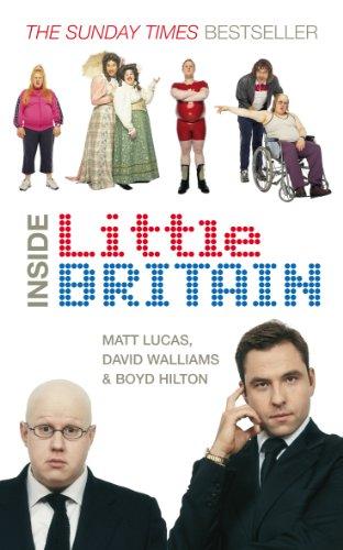 9780091914424: Inside Little Britain