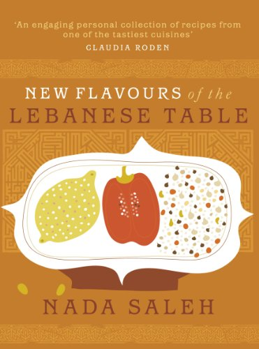 9780091917241: New Flavours of the Lebanese Table