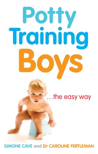 9780091917340: Potty Training For Boys