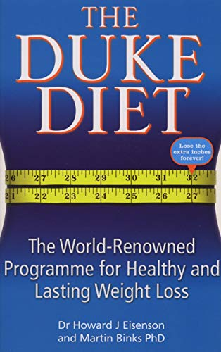9780091917364: The Duke Diet: The world-renowned programme for healthy and sustainable weight loss