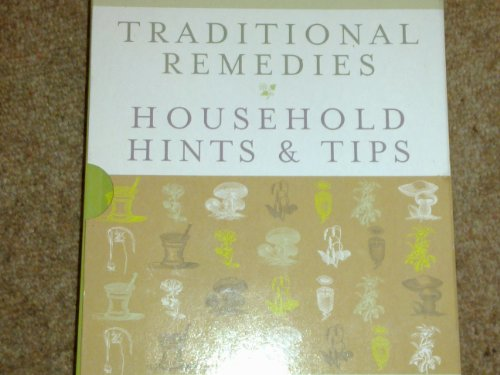 9780091917753: Traditional Remedies Household Hints & Tips