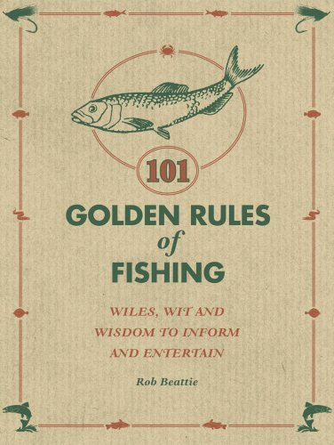 9780091920166: 101 Golden Rules of Fishing