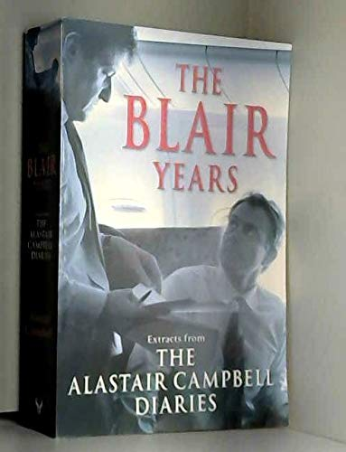 9780091920630: The Blair Years