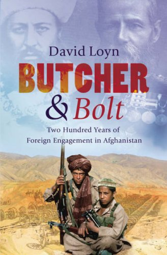 9780091921408: Butcher and Bolt