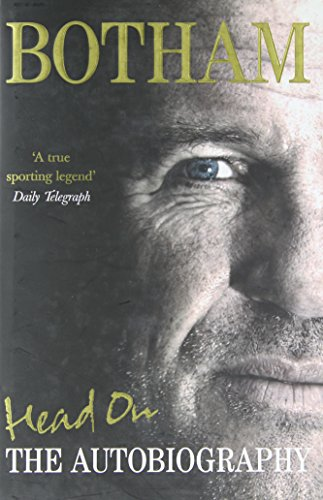 9780091921484: Head On: Ian Botham: The Autobiography