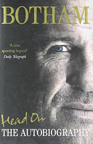 9780091921484: Head on - Ian Botham: The Autobiography