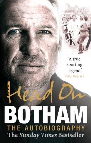 9780091921491: Head On: Ian Botham: The Autobiography