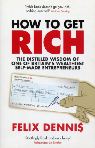 9780091921668: How to Get Rich