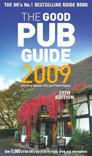 9780091922511: The Good Pub Guide 2009
