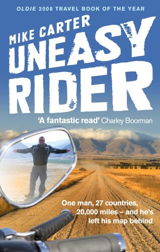 9780091923266: Uneasy Rider: Travels Through a Mid-Life Crisis