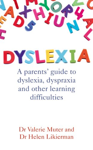 9780091923389: Dyslexia: A parents' guide to dyslexia, dyspraxia and other learning difficulties