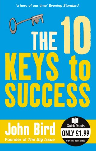 9780091923600: The 10 Keys to Success (Quick Reads)