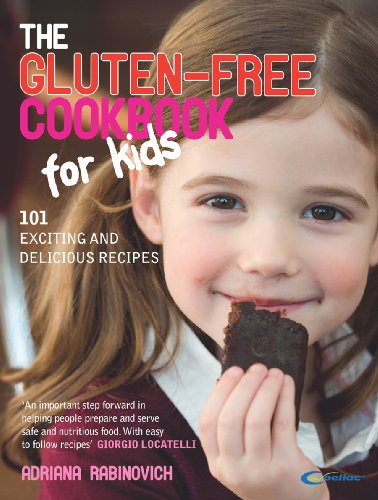 9780091923891: The Gluten-Free Cookbook for Kids: 101 Exciting and Delicious Recipes