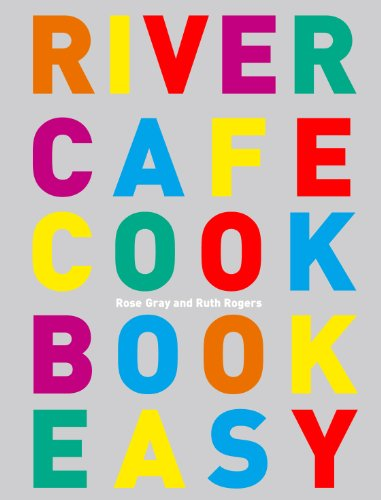 9780091925321: River Cafe Cook Book Easy
