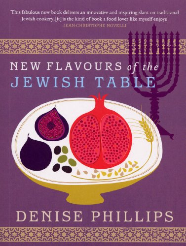9780091925352: New Flavours of the Jewish Table