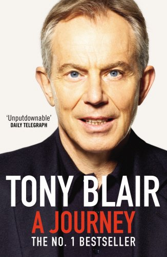 Journey (9780091925567) by Tony Blair