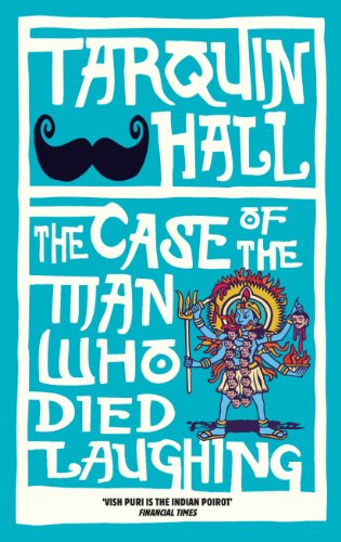 9780091925659: The Case of the Man Who Died Laughing (Vish Puri, Bk 2)